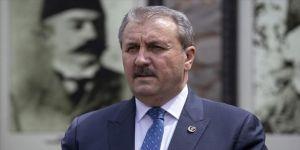BBP Genel Başkanı Mustafa Destici'den işçi, memur ve esnaf STK'lerine bayram telefonu