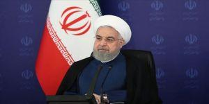 Ruhani İsviçre'den 'ABD yaptırımlarına karşı daha etkin rol üstlenmesini' istedi