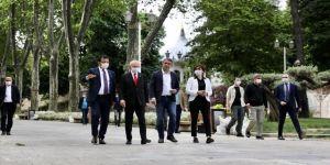 CHP Genel Başkanı Kılıçdaroğlu'ndan tarihi yarımada turu