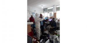 Darıca'da kargo çalışanlarına yapılan Covid-19 test sonuçları belli oldu