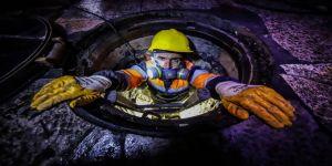 Eminönü'de su baskınları 150 yıllık kanalla son bulacak