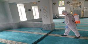Dilovası'nda Camiler Cuma namazına hazır