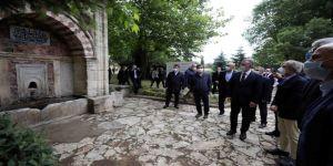 Hünkâr Çayırı Fatih Otağı Panorama Müzesi projesi üzerinde değerlendirmeler yapıldı
