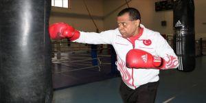 Kübalı başantrenör sporcularına kavuşacağı günü bekliyor