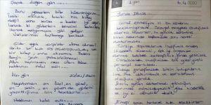 Karantina süreci biten vatandaşlardan geriye teşekkür notları kaldı
