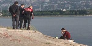 13. kez intihar girişimini Kocaeli Fuarında gerçekleştirdi