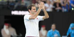 Dünyanın en çok kazanan sporcusu Roger Federer oldu