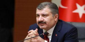 Türkiye'deki koronavirüs vaka sayısı açıklandı