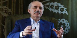 Kurtulmuş: Erken seçim tartışmaları Türkiye'de gündem saptırma çabalarından başka bir şey değildir
