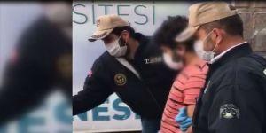 Hrant Dink Vakfı'nı tehdit eden şüpheli İstanbul'a getirildi