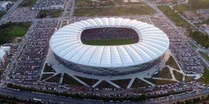 Sakarya'da 'Yaşayan Stadyum' yeni dönemde sporcuları ağırlamak için bekliyor