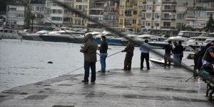 Balıkçılar özledikleri İstanbul Boğazı'na tekrar kavuştu