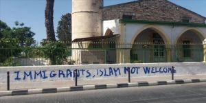 Diyanet İşleri Başkanı Erbaş, Güney Kıbrıs'taki cami saldırısını kınadı