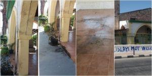 KKTC'li siyasetçilerden Rum kesimindeki cami saldırısına tepki