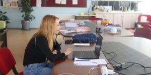 Türk ve Japon öğrenciler evde kaldıkları sürede ülkelerini tanıttı