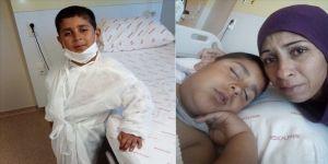 ALD hastası küçük Bünyamin Antalya'da ilik nakli olacak