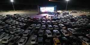 """Gebze'de Arabada Sinema"""" etkinliği başlıyor"""