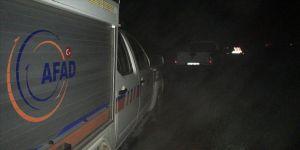 Kaybolan 3 dağcıdan 2'si bulundu, uçuruma düşen üçüncü dağcı aranıyor