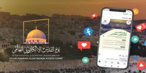 """""""Uluslararası Elektronik Kudüs Günü"""" 7 Haziran'da gerçekleştirilecek"""
