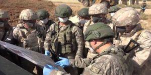 MSB: İdlib'de 15'inci Türk-Rus Birleşik Kara Devriyesi icra edildi