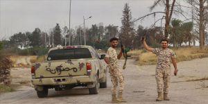 Trablus Havalimanı'nı Hafter milislerinden kurtaran Libya ordusunun yeni hedefi Terhune vilayeti