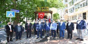 Vali Aksoy'dan taksici esnafına destek