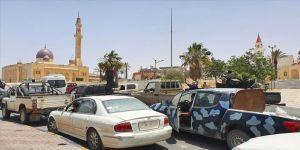 Libya'da Hafter milislerinden kurtarılan bölgelerde güvenlik operasyonu