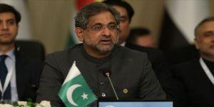 Eski Pakistan Başbakanı Abbasi de Kovid-19'a yakalandı