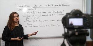 Pakistan'daki Türk okullarında yarım kalan eğitim online derslerle tamamlanıyor