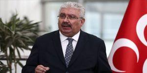 MHP Genel Başkan Yardımcısı Yalçın: Seri istişare toplantıları düzenleyeceğiz