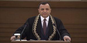 AYM Başkanı Arslan: Renginden dolayı insana nefes alma hakkı tanımayan yaklaşımla evrensel toplum inşa edilemez