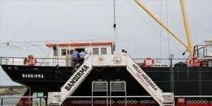 Bandırma Vapuru Müzesi yeniden ziyarete açıldı
