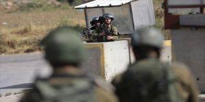 İsrail askerleri, Batı Şeria'daki gösteriye müdahale etti
