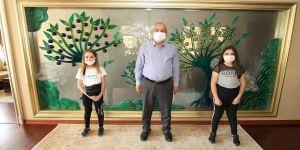 Çocuklardan Büyükgöz'e Park Dilekçesi