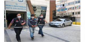Hırsızlık ve Konut Dokunulmazlığı suçundan aranan şahıs yakalandı