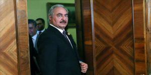 Libya'da Hafter yanlısı bir yetkilinin, İsrail'den yardım istediği iddia edildi