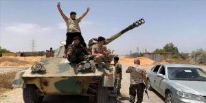 BAE ve Mısır, Hafter'in son yenilgilerinin ardından Libya'da 'siyasi çözüm' çağrılarını yineledi