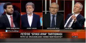 FETÖ ile ilgili sözleri gündem olan AK Parti Tanıtım ve Başkan Yardımcısı istifa etti