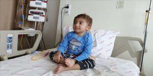 Küçük Nihat'a babası iliğiyle 'umut' olacak