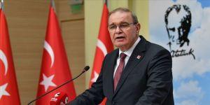 CHP Sözcüsü Öztrak: Ayasofya'nın ibadete açılması bir kararnameye bakar