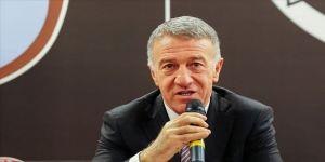 Trabzonspor Kulübü Başkanı Ahmet Ağaoğlu: CAS'a kapsamlı bir başvuru yapıyoruz