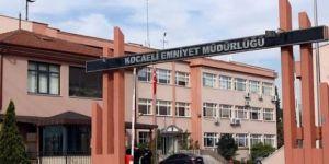 Aranan teröristi İzmit'te yakaladı
