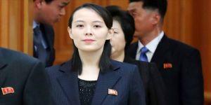 Kuzey Kore liderinin kız kardeşinden Güney Kore'ye 'askeri harekat' tehdidi