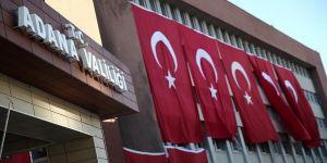 Adana'da gösteri ve yürüyüşler ile kente giriş ve çıkışlar 15 gün sınırlandırıldı