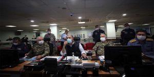 Pençe-Kartal Operasyonu'nda teröristlere ait 81 hedef imha edildi