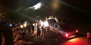 Erzincan'da kamyonetin nehre düştüğü kazada ölü sayısı 5'e çıktı