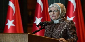 Emine Erdoğan'dan dünya liderlerinin eşlerine 'Kovid-19' mektubu
