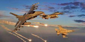 MSB: Irak'ın kuzeyinde 2 terörist etkisiz hale getirildi