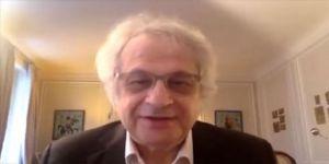 Ünlü yazar Amin Maalouf dijital festivalde Türk okurlarıyla bir araya geldi
