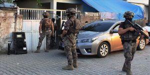 Osmaniye'de helikopter destekli uyuşturucu operasyonu: 30 gözaltı